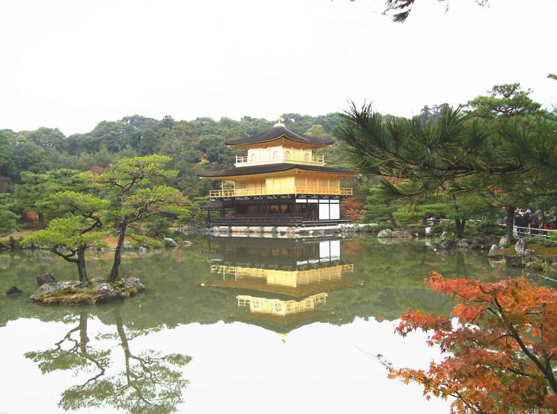 Ginkaku-ji Silberner Pavillon in Kyoto Ondrej Hejl 1:150 Japan_10