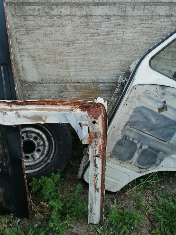 Restauration d'un vw LT camping-car fabrication C.Voisin  91_110