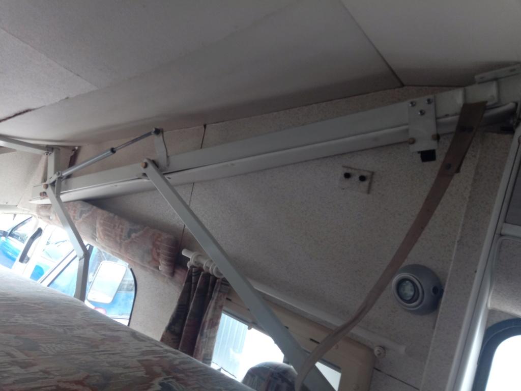 Restauration d'un vw LT camping-car fabrication C.Voisin  Img_2062