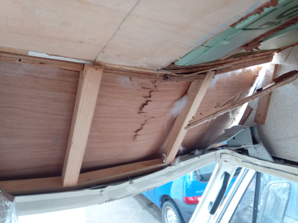 Restauration d'un vw LT camping-car fabrication C.Voisin  Img_2066