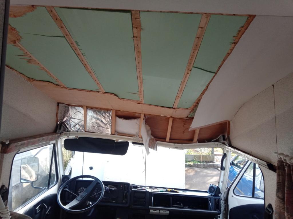 Restauration d'un vw LT camping-car fabrication C.Voisin  Img_2067