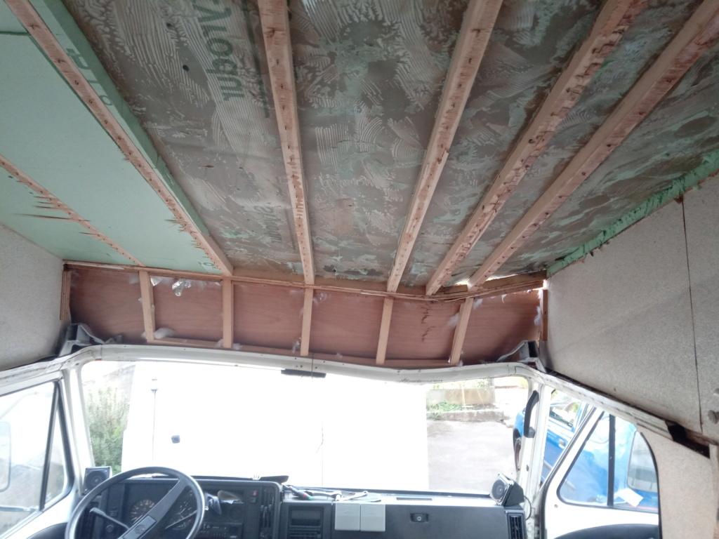 Restauration d'un vw LT camping-car fabrication C.Voisin  Img_2069