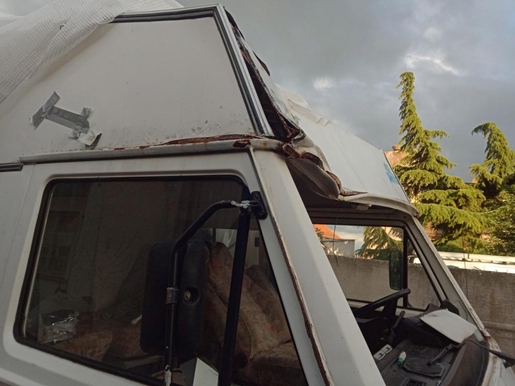 Restauration d'un vw LT camping-car fabrication C.Voisin  Img_2077