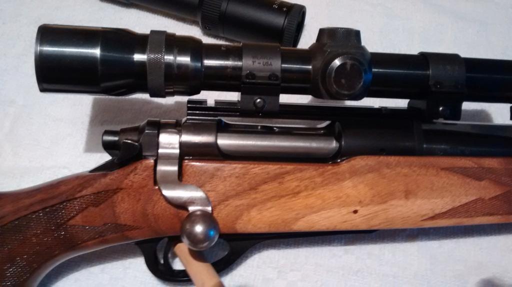 """La Remington 600: précurseure du """"scout rifle"""" moderne? Img_2019"""
