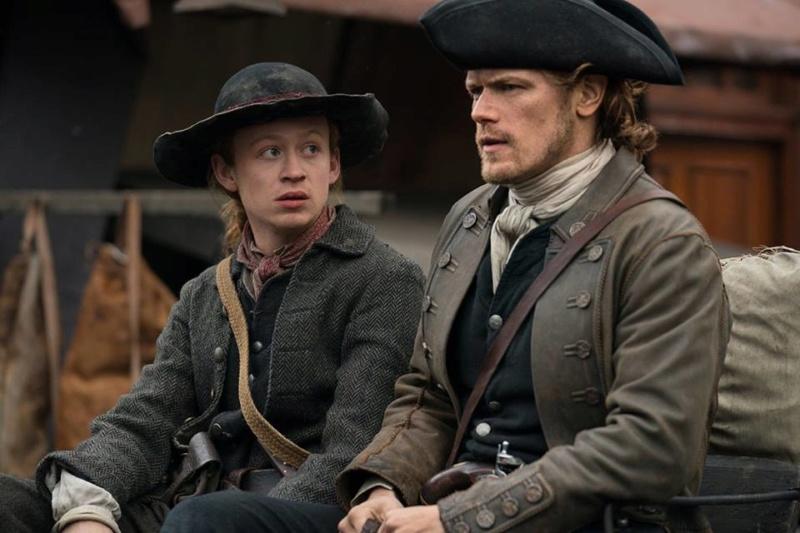 La historia de Jamie y Claire............ spoilers 41747911
