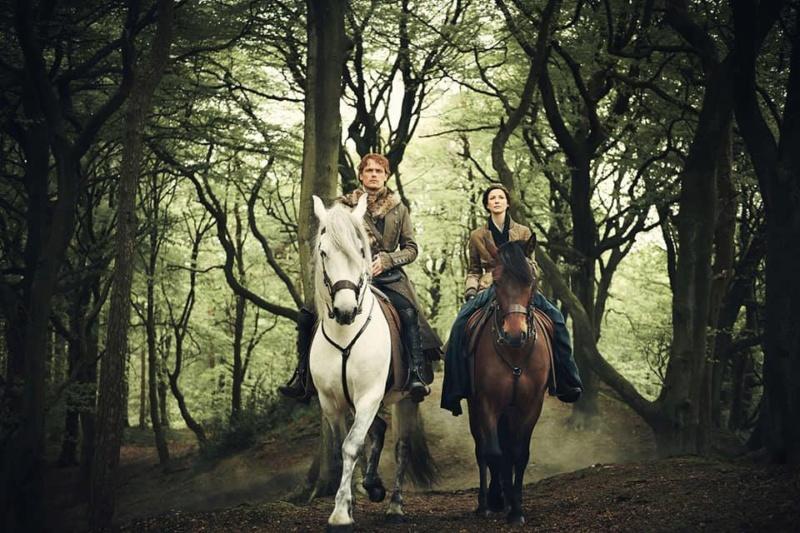 La historia de Jamie y Claire............ spoilers 41768510