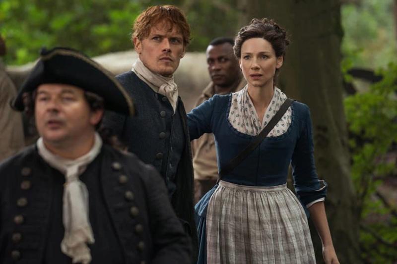 La historia de Jamie y Claire............ spoilers 41776410