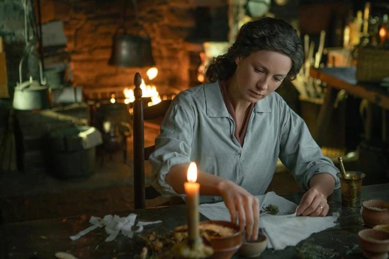La historia de Jamie y Claire............ spoilers 41844710