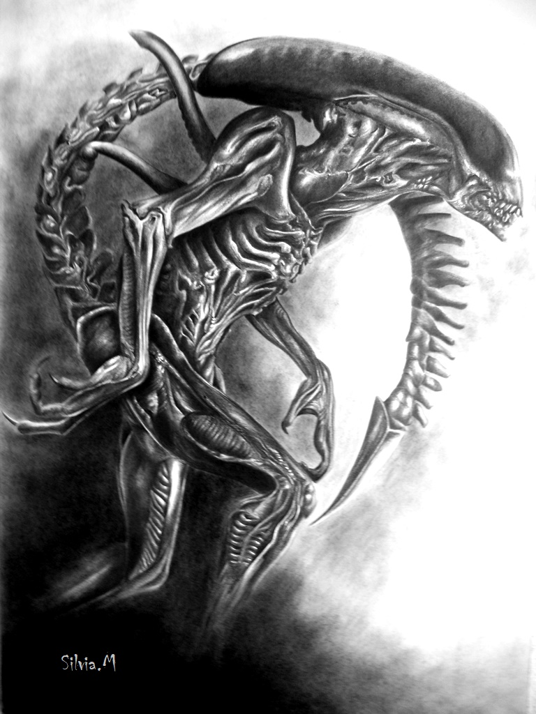 Alien y Predaror Alien10