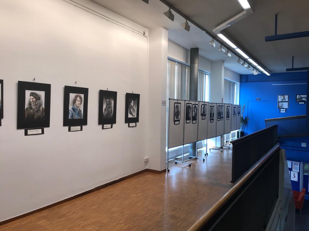 Exposición 2019 en el centro cultural de Canovelles. Img-2075