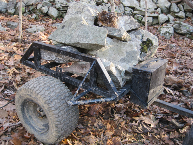 Off Road Trailer, Designing one that's usable - Page 3 Img_7410