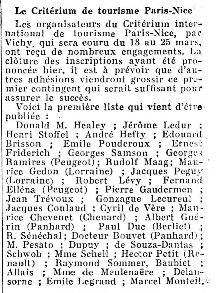 Un pilote Licorne : HECTOR PETIT - Page 3 Figaro10