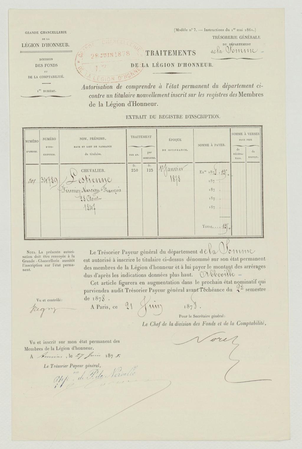 Généalogie de la famille Lestienne Firmin21