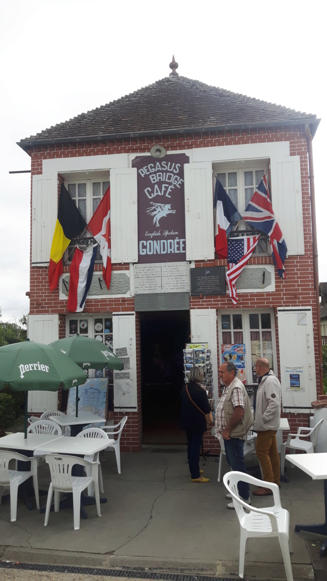 Photos du visu de la Belle NORMANDIE 20190918