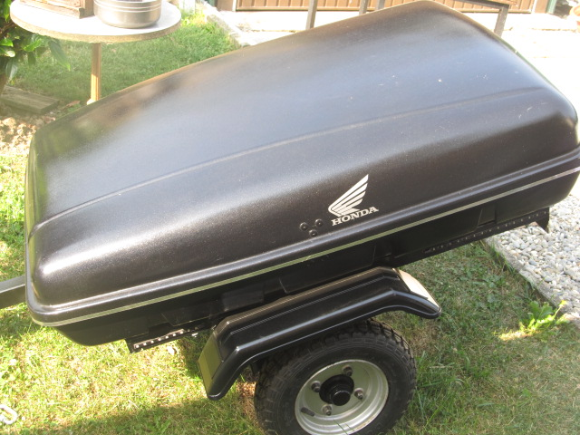 porte bagage arrière pour goldwing 1800 Img_9212