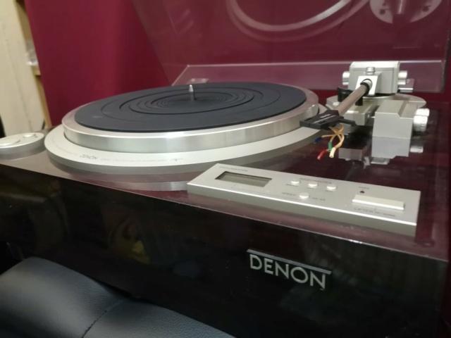 Denon DP-59L, fully automatic servo dynamic tonearm 11914011