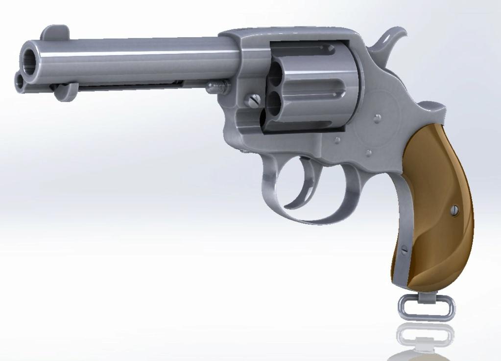 Colt 1878 Frontier Final110