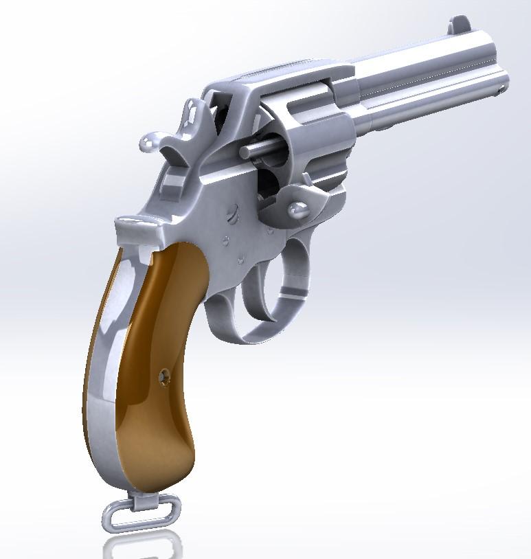Colt 1878 Frontier Final310