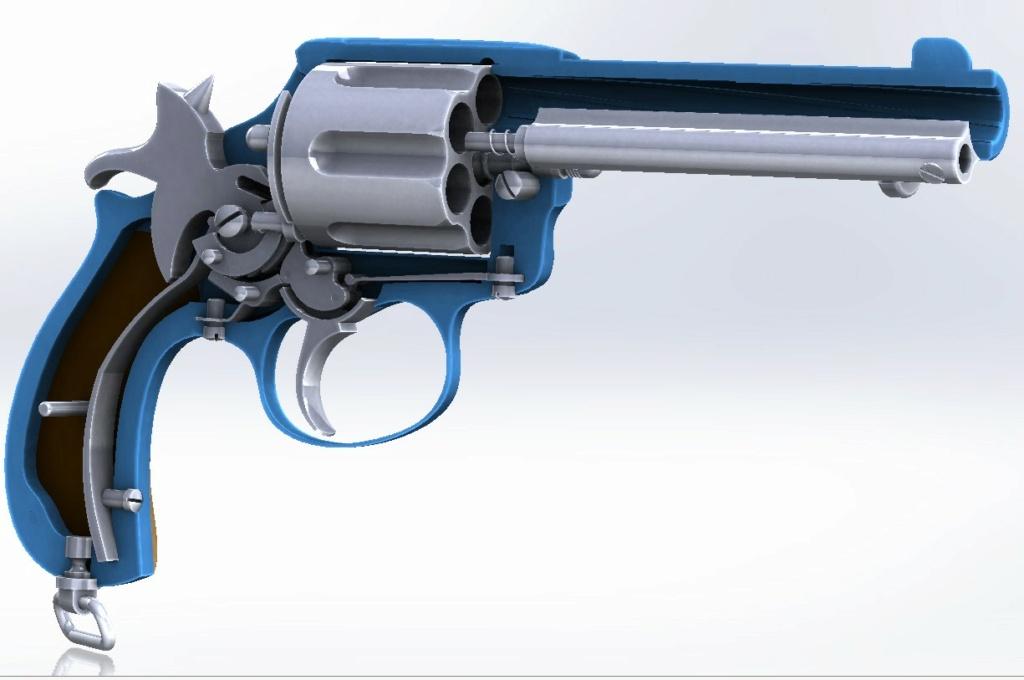 Colt 1878 Frontier Final410