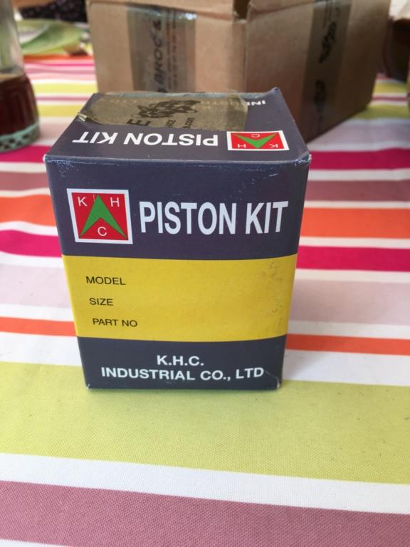 Avis piston khc  74a51410