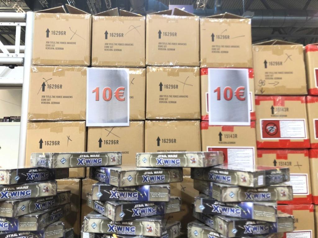 Großer 1.0 Ausverkauf von Asmodee auf der SPIEL '19 00310