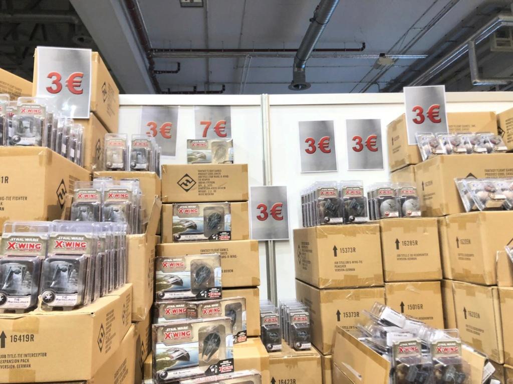 Großer 1.0 Ausverkauf von Asmodee auf der SPIEL '19 00410