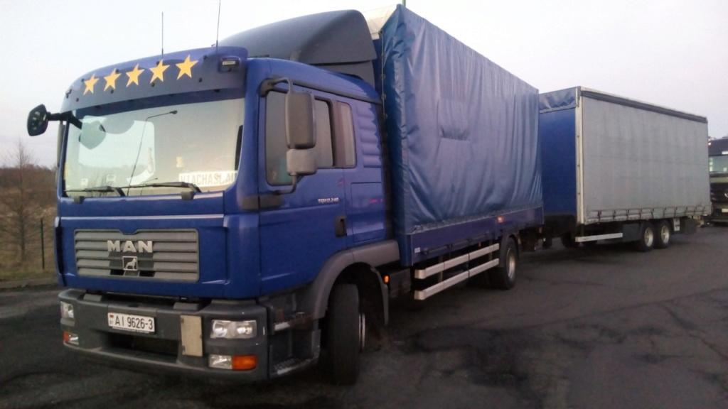 Транспорт,перевозка груза LT,LV,EST,PL,UA,RUS,BY 110