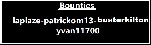 Mot de passe Freeroll ABCPOKERinfo sur Pokerstars le 30/08 a 21h00  - Page 4 Bounti11