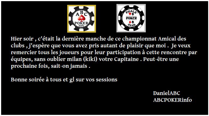 Championnat Amical clubs: ABCPOKERinfo/PHALS'POKER Sur HG de Pokerstars  le 26/11 à 21h00 - Page 4 Fzolic10