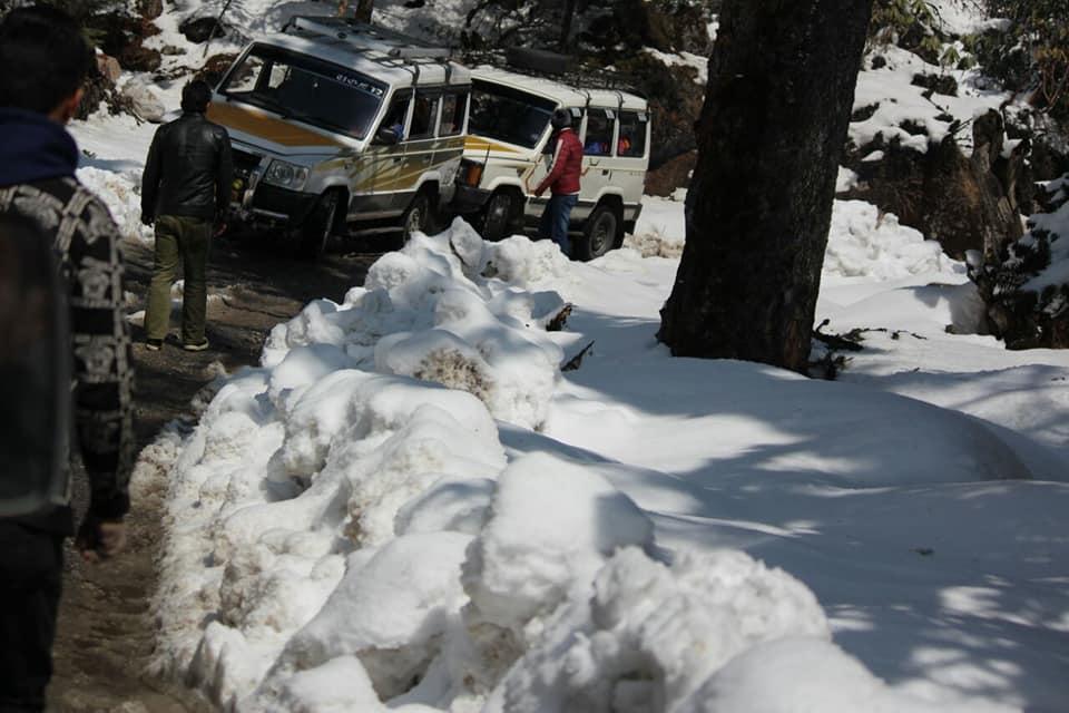 ইয়ুমথাং  সিকিম Yumthang Valley 38193410