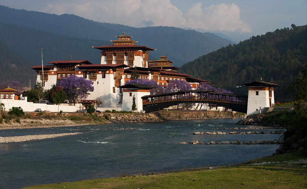 এশিয়ার সুইজারল্যান্ড ভূটান Bhutan  Punakh10