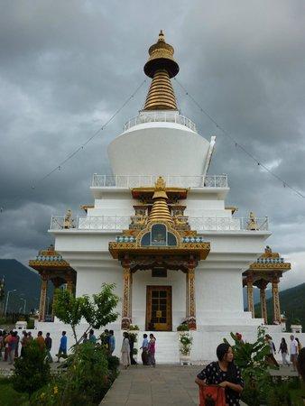 এশিয়ার সুইজারল্যান্ড ভূটান Bhutan  Thimph10