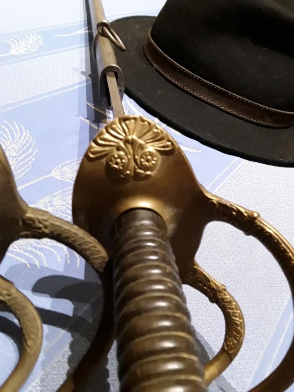 Décoration des sabres d'officier modèles 1822, 1854, 1855, 1883 et 1822-99 - Page 2 20210120