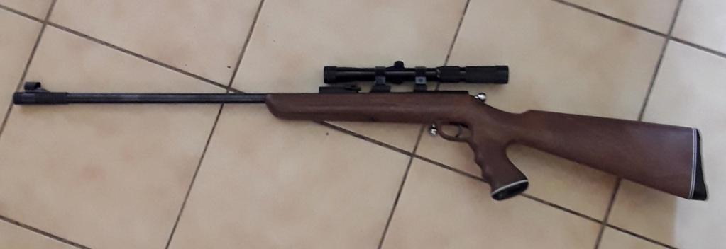 Carabine manufrance  20210510