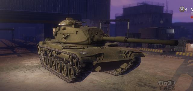Armored Warfare 各種裝甲材質說明 A00710