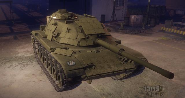 Armored Warfare 各種裝甲材質說明 A00810
