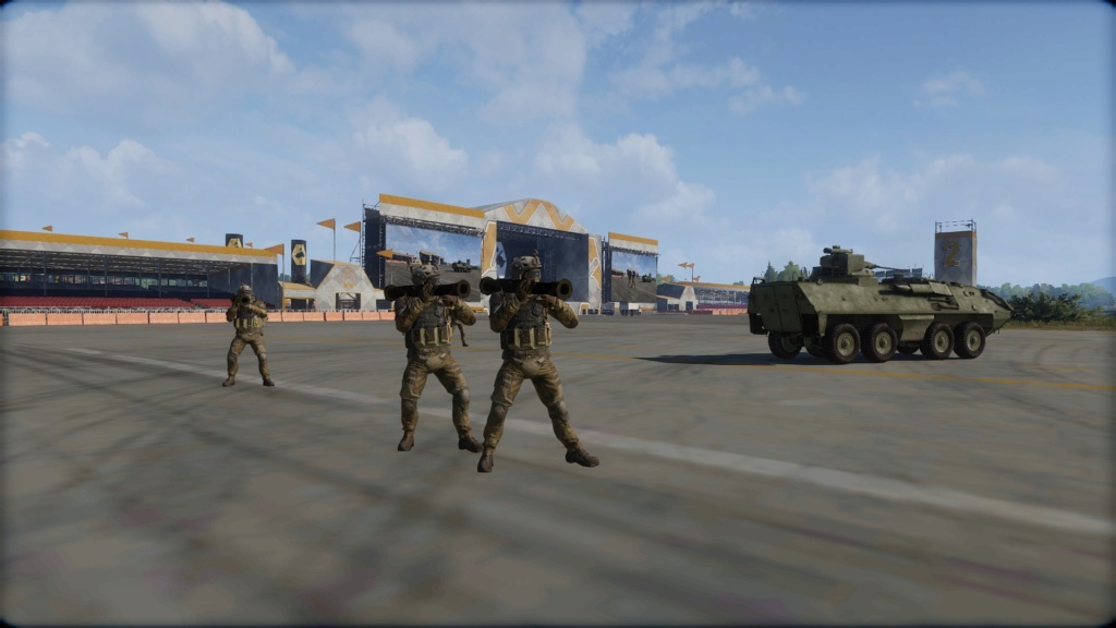Armored Warfare 機械化步兵 A01410