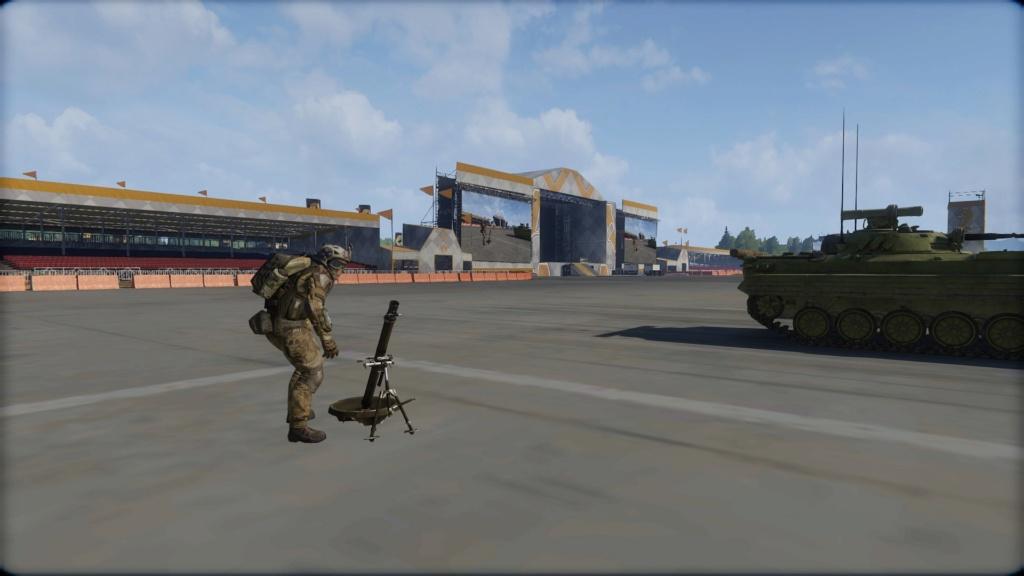 Armored Warfare 機械化步兵 A710