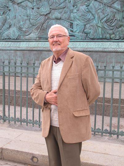 Décès de Monsieur Alain Chappet, auteur du « Guide Napoléon ». Alain_10