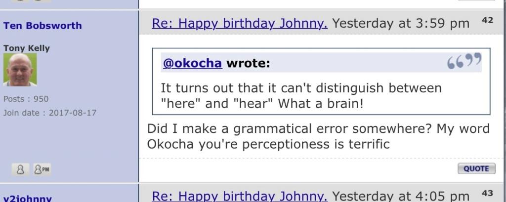 Happy birthday Johnny. - Page 3 80af0c10