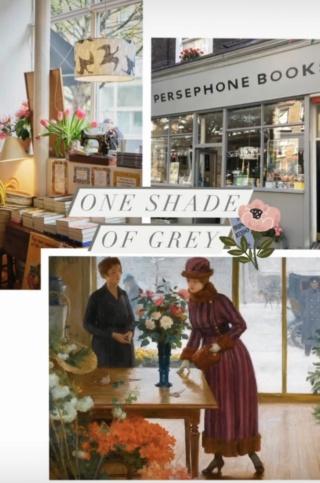 """One Shade of Grey"" : le Challenge 2021 de Persephone Books  52d10e10"