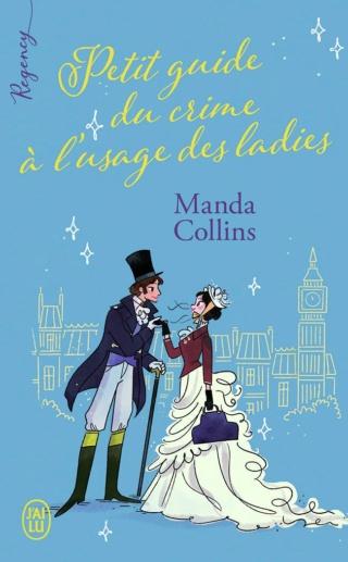 Petit guide du crime à l'usage des ladies de Manda Collins  61fftc11
