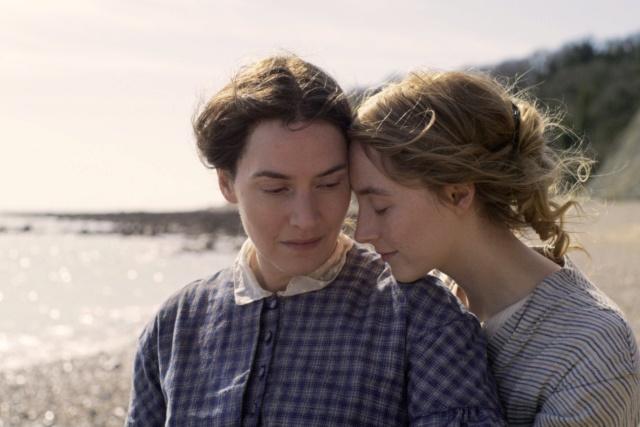 Ammonite, avec Kate Winslet et Saoirse Ronan Am10