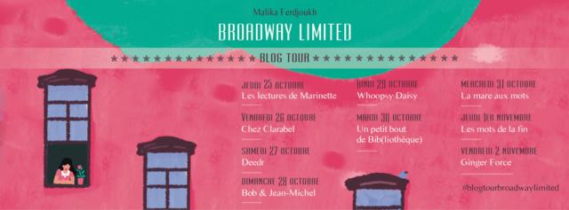 Broadway Limited, Tome 2 : Un shim sham avec Fred Astaire de Malika Ferdjoukh Blogto10
