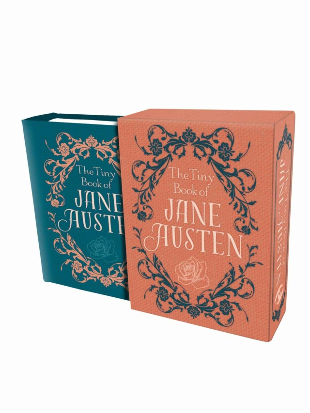 Papeterie Jane Austen (Insight editions) Book11