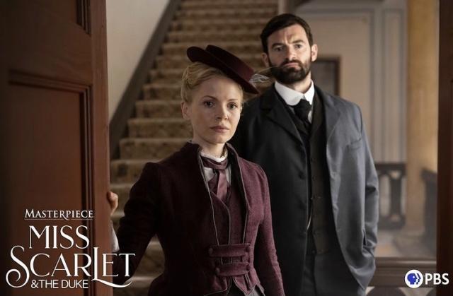 Miss Scarlet and the Duke, saison 2 C403c610
