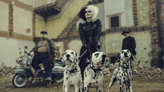 Cruella, de Craig Gillespie avec Emma Stone (Disney) Cruela10