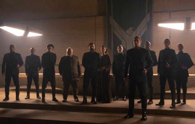 Dune, l'adaptation de Denis Villeneuve (avec Timothee Chalamet, Oscar Isaac ...) - Page 2 Duneez10