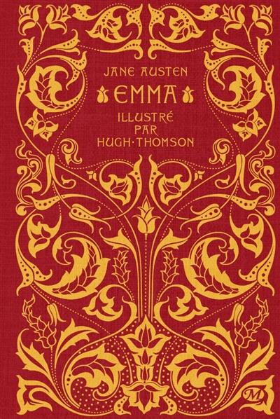 Emma, nouvelle édition collector chez Milady Emma10