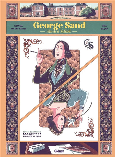 Des bandes dessinées sur George Sand George11